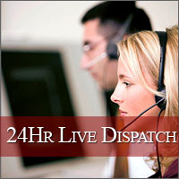 24 Hour Live Dispatch